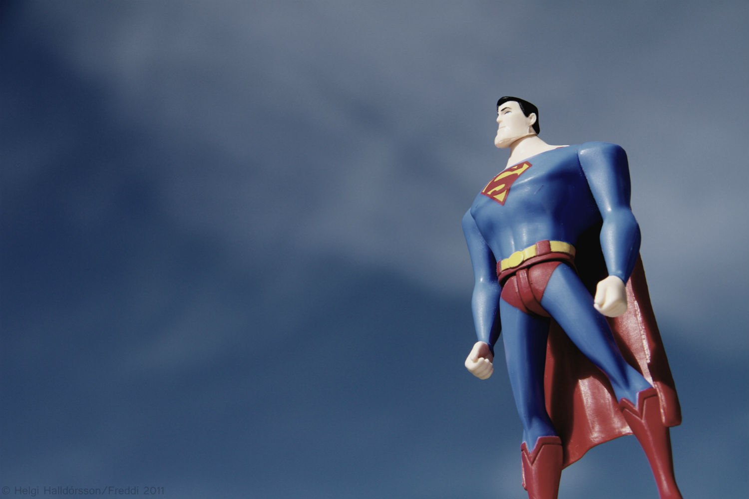 Risks in the field-Healthcare Worker safety Article superman youve got me whos got you header image