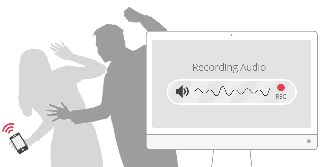 Background audio monitoring